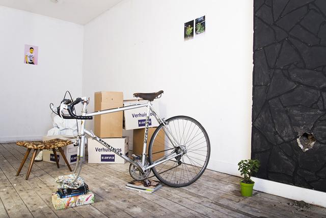 , 'Te Koop (For Sale) Sprintello racebike,' 2013, Van Kranendonk
