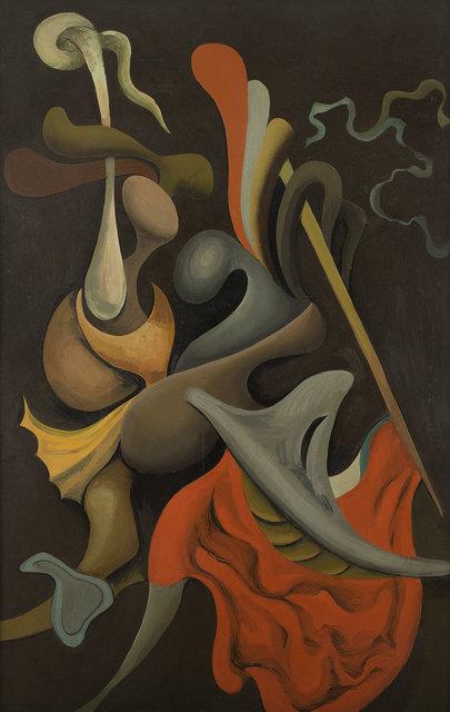 , 'Le combat (de Tancrède et de Clorinde),' 1934, Weinstein Gallery