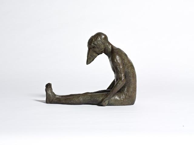 Beth Carter, 'Crowmask',  , Sculpture, Bronze, Hugo Galerie