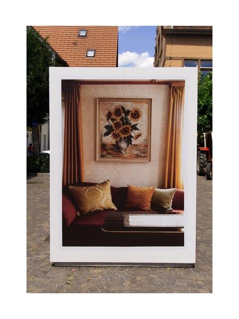 , 'ZKW,' 2011, Walter Bischoff Gallerie