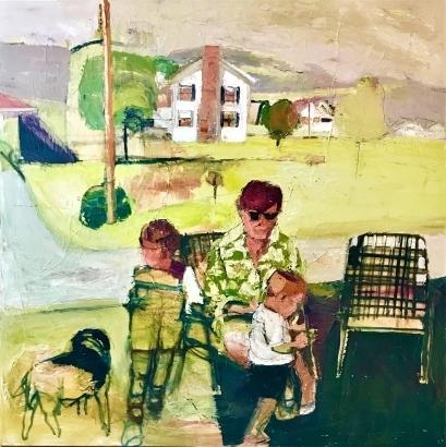 Joyce Perry, 'Suburbia III', Zenith Gallery