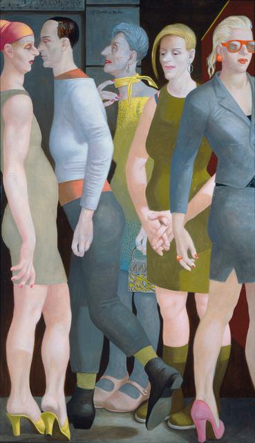 , 'Strasse XVIII,' 2007, DIE GALERIE