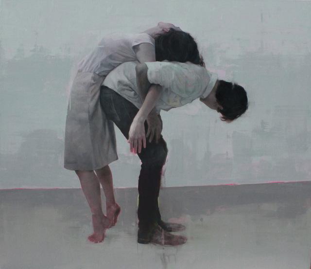 , 'Linea forzada,' 2018, Victor Lope Arte Contemporaneo
