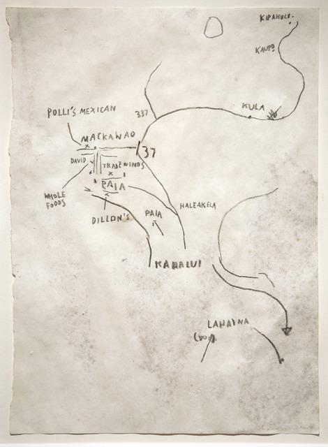 , 'Sans titre (Hawai),' 1982, Galerie Le Minotaure