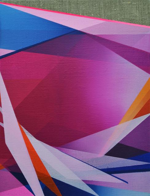 , 'Gesture and Spiral,' 2016, Jonathan Ferrara Gallery