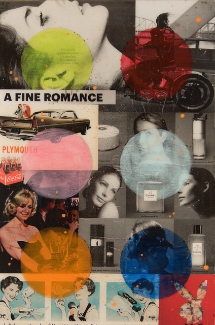, 'A Fine Romance,' 2017, West Branch Gallery