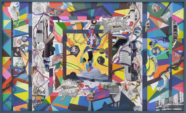 , 'Atlantic,' 2014, Mai 36 Galerie