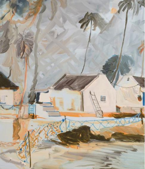 , 'Island Diamond,' 2019, .M Contemporary