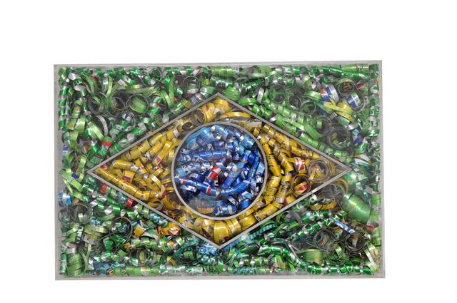 , 'Bandeira (Múltiplo),' 2016, Sergio Gonçalves Galeria