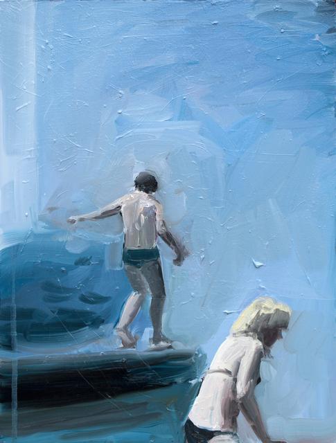 , 'Vapour,' 2017, Galleri Magnus Karlsson