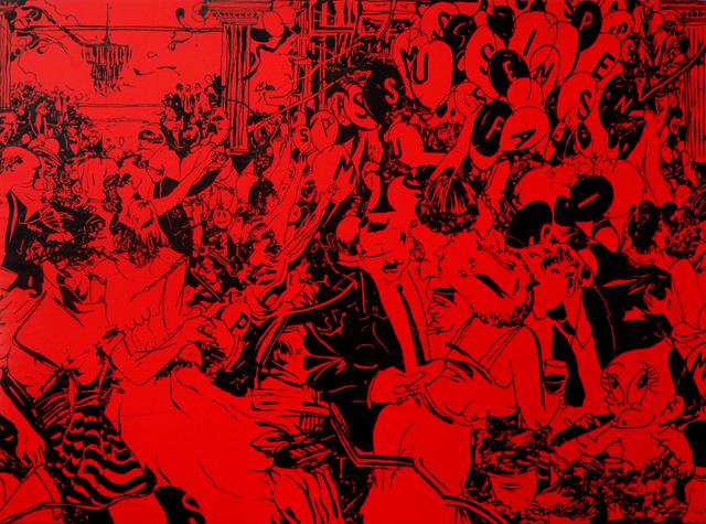 , 'Spass Muss Sein,' 2018, Galerie Droste