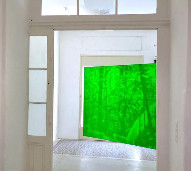 , 'the other planet I,' 2017, Galerie Reinthaler