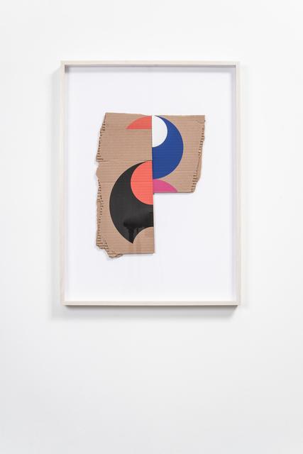 , 'Jose Dávila Orden Discontinuo LV,' 2019, Galería OMR