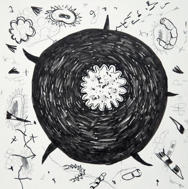 , 'Filamentous growth 8,' , Sala Parés