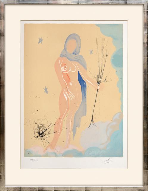 Salvador Dalí, 'Virgo', 1967, Peter Harrington Gallery