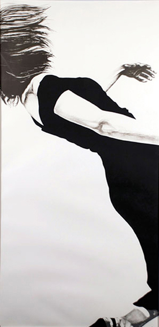 Robert Longo, 'Joanna, from the Men in the Cities series', 1983, Hamilton-Selway Fine Art