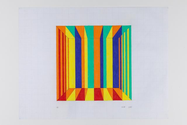 Jim Isermann, 'Untitled VI (1318)', 2018, ARTrageous Redux - Palm Springs Art Museum: Benefit Auction 2019