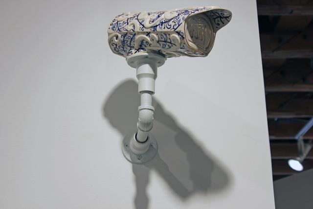 Sandow Birk, 'CCTV 2', 2011, Koplin Del Rio