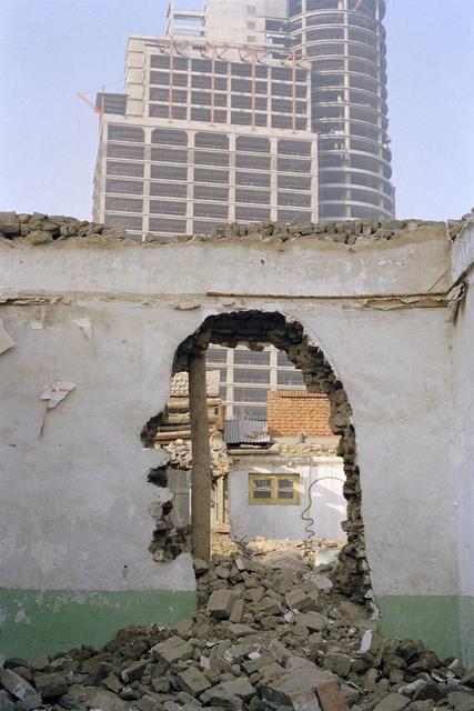 , 'Demolition – World Financial Center,' 1998, Pékin Fine Arts