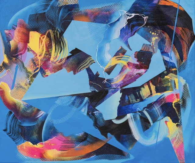 , 'Catharsis II,' 2019, Mirus Gallery