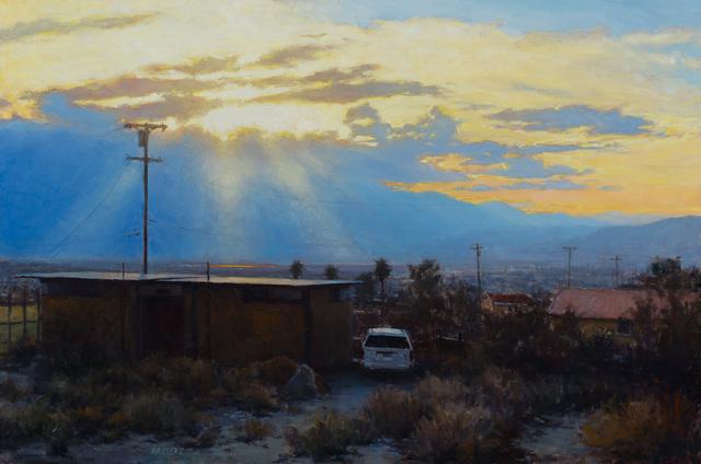 , 'Hot Springs Sunset,' 2017, Grenning Gallery