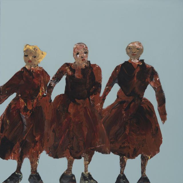 , 'Sisters,' 2018, Patricia Rovzar Gallery