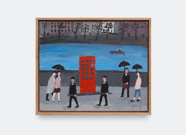 , 'Gilbert's Payphone,' 2018, V1 Gallery
