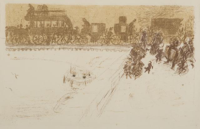 , 'Le pont (The Bridge),' 1899, Childs Gallery
