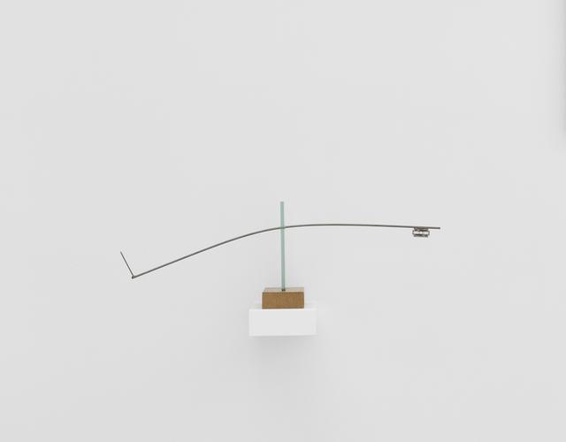 , 'Pousse Pouce,' 2001, Galerie Christophe Gaillard