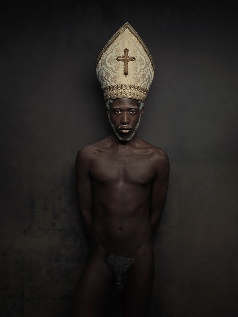 , 'Black Pope,' , Unknown Gallery