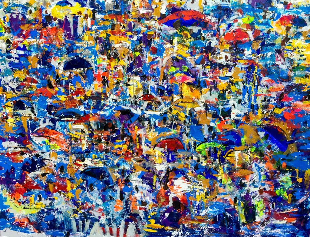 Resultado de imagen para larry otoo paintings