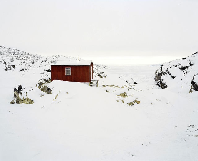 , 'Untitled from the study Ilulissat,' 2009, Rosier Gallery