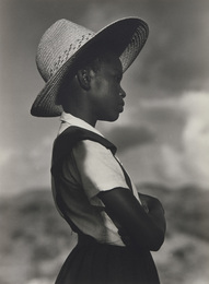 School Girl (St. Croix)