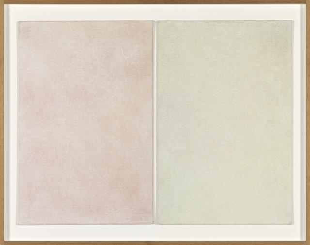 , 'Noir de 8 tableaux de 5 artistes Ib Noir de10 tableaux de 8 artistes,,' 1991, Galerija Gregor Podnar