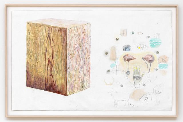 , 'Sleeping Flamingos,' 2016, Galerie Fons Welters
