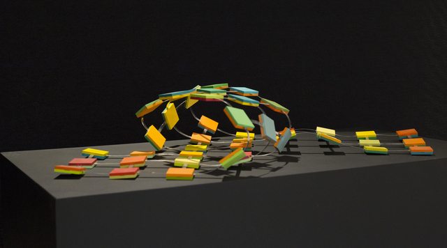 , 'Stirring Lucidity (Inspiradora Lucidez),' 2012, Canale Diaz Art Center