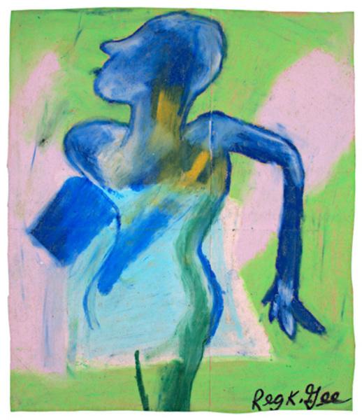 , 'Frozen in Ice,' 1999, David Barnett Gallery