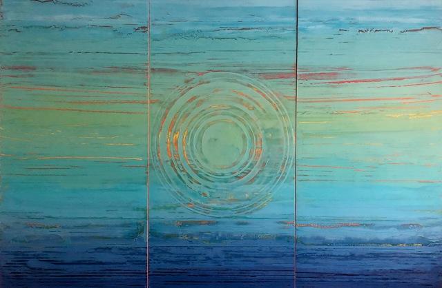 , 'Luna Triptych,' , Calvin Charles Gallery
