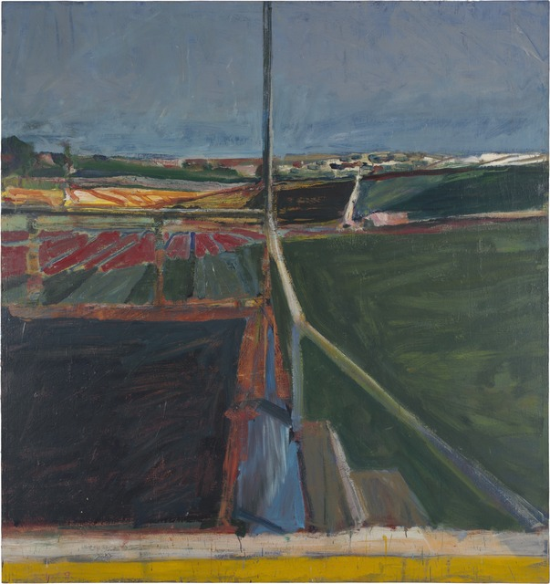 Richard Diebenkorn, 'View from the Porch,' 1959, Richard Diebenkorn Foundation