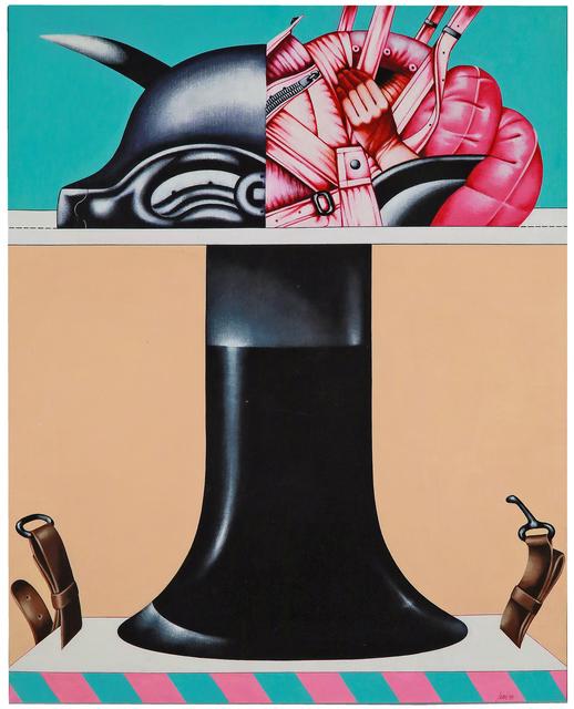 , 'Tavolo imbottito,' 1971, Robilant + Voena