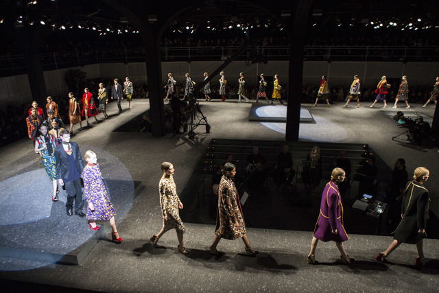 Fendi, Giorgio Armani, Prada, 'Fall/Winter 2015 Milan Fashion Show Experiences,' , Watermill Center Summer Benefit Auction 2014