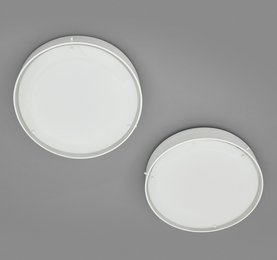 A pair of ceiling lights  '3054 model