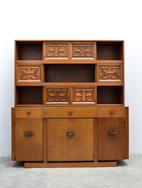 , 'Cabinet with Sliding Doors,' ca. 1970, ADN Galería