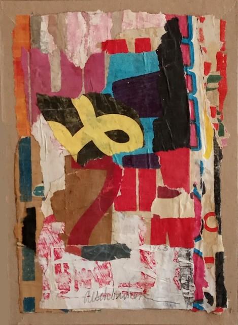 Arthur Aeschbacher, 'Plume d'en bas', 1963, Galerie Arcturus