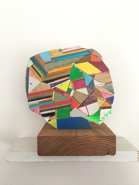 Damien Hoar de Galvan, 'Header', 2017, The Schoolhouse Gallery