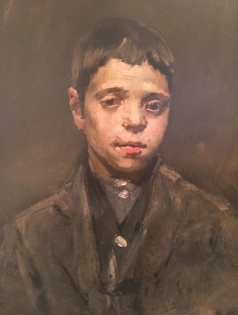 , 'Latin Boy,' , Boca Raton Museum of Art