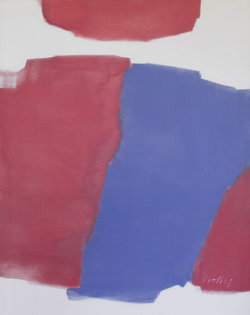 , 'Moving Red,' 1963, Taylor   Graham