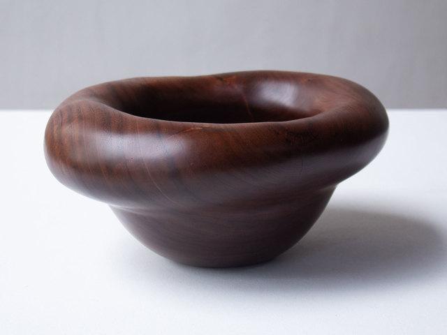 , 'Walnut Bowl,' 2019, Patrick Parrish Gallery