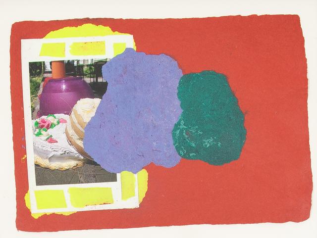 Jessica Stockholder, 'Untitled', 2005, Dieu Donné Benefit Auction