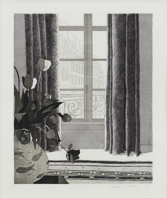 , 'Rue de Seine,' 1972, Susan Sheehan Gallery